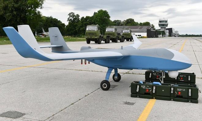 Trung Quốc thử nghiệm UAV tuần tra biên giới với Ấn Độ ảnh 1
