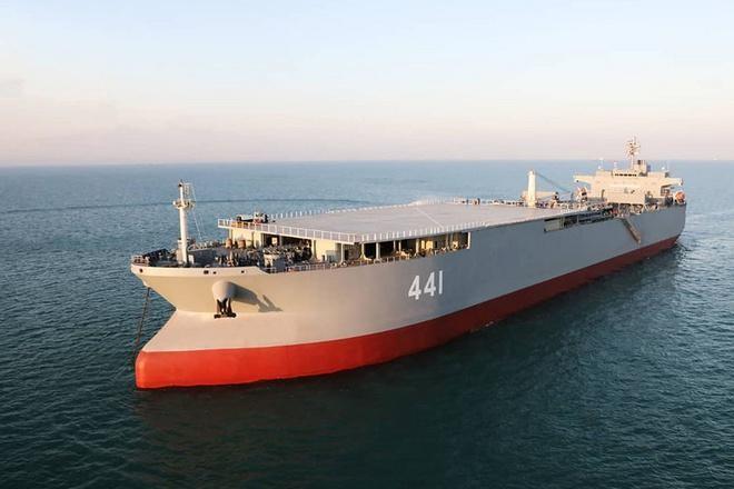 Mỹ nghi ngờ Iran triển khai tàu chiến cỡ lớn đến Venezuela ảnh 1