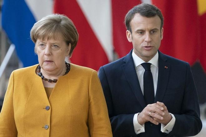 Lãnh đạo Pháp - Đức yêu cầu Mỹ giải thích vụ nghe lén ảnh 1