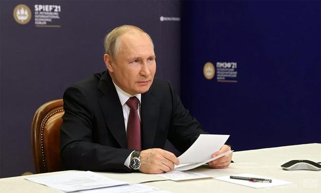 Tổng thống Putin: Cáo buộc Nga đứng sau các vụ tấn công mạng là vô lý ảnh 1
