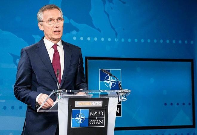 NATO cảnh giác mối quan hệ thân thiết của Nga - Trung Quốc ảnh 1