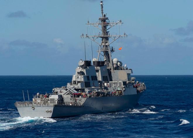 Hải quân Mỹ thiết kế chiến hạm thay thế tàu lớp Arleigh Burke ảnh 1