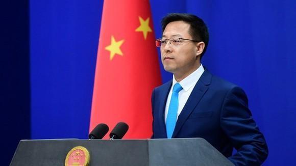 Trung Quốc cảnh báo Mỹ không đàm phán thương mại với Đài Loan ảnh 1
