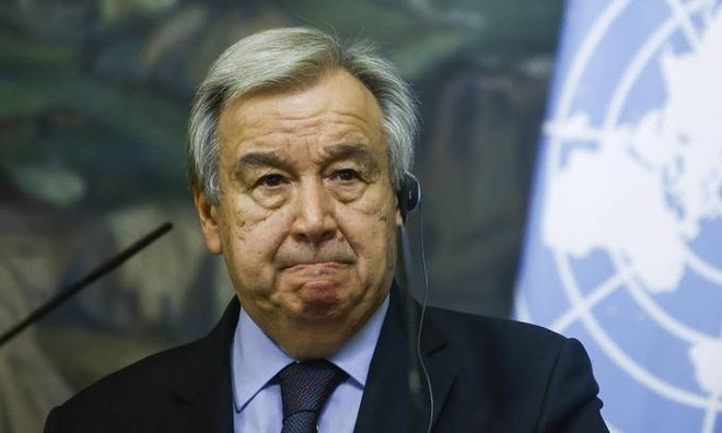 Tổng Thư ký Antonio Guterres đắc cử nhiệm kỳ 2 ảnh 1