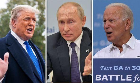 Ông Donald Trump chúc Tổng thống Joe Biden may mắn trước hội nghị với Nga ảnh 1
