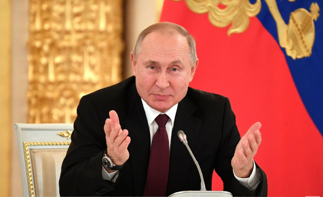Tổng thống Putin khen ngợi những người không muốn Ukraine gia nhập NATO ảnh 1