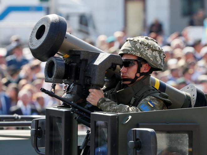Mỹ công bố gói hỗ trợ quân sự 150 triệu USD cho Ukraine ảnh 1