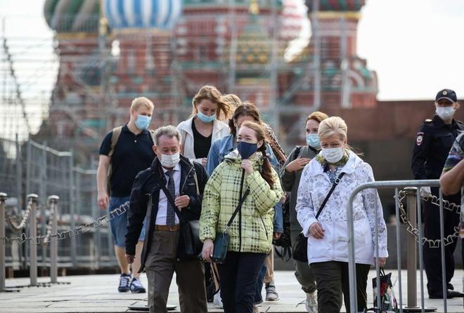 """Moscow tuyên bố """"một tuần không làm việc"""" để đối phó dịch Covid-19 ảnh 1"""