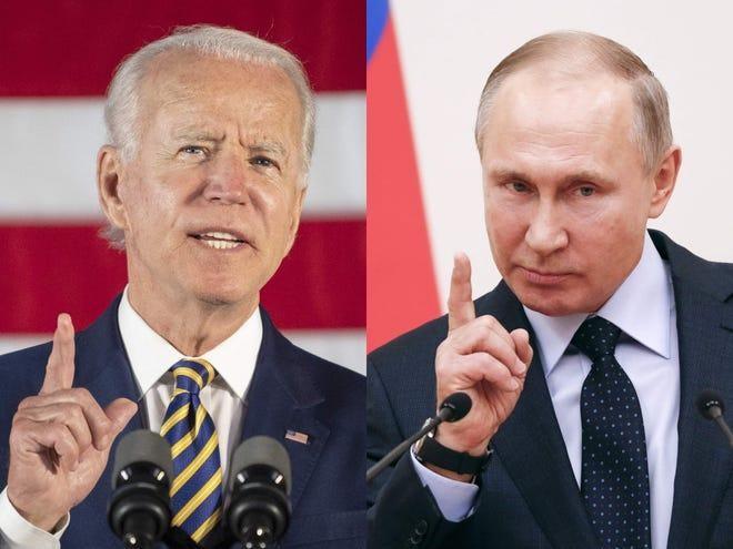 Tổng thống Joe Biden sẽ tổ chức họp báo riêng sau hội nghị với ông Putin ảnh 1
