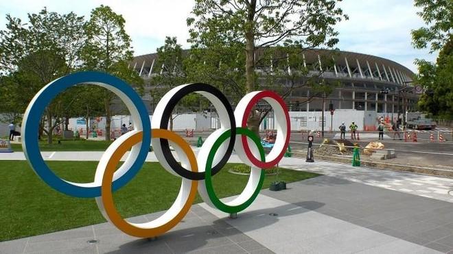 Tổng thống Mỹ Joe Biden ủng hộ tổ chức Thế vận hội Tokyo ảnh 1