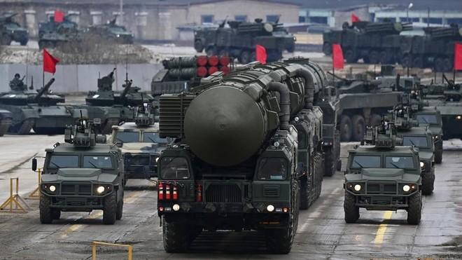 SIPRI: Thế giới gia tăng số lượng đầu đạn hạt nhân sẵn sàng triển khai ảnh 1