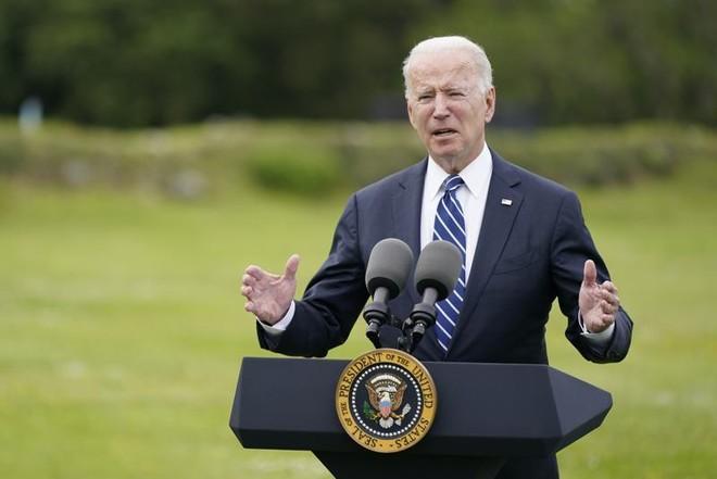 Tổng thống Joe Biden: Bảo vệ châu Âu là nghĩa vụ thiêng liêng ảnh 1