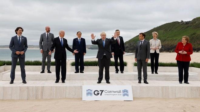 G7 chỉ trích Trung Quốc, đề nghị điều tra kĩ nguồn gốc Covid-19 ảnh 1