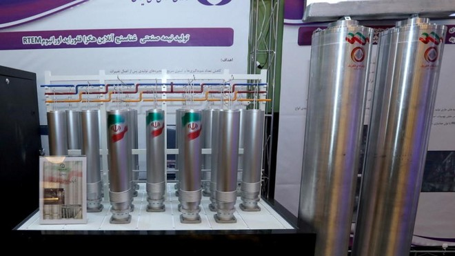 Iran tuyên bố sở hữu uranium làm giàu ở mức độ 60% ảnh 1