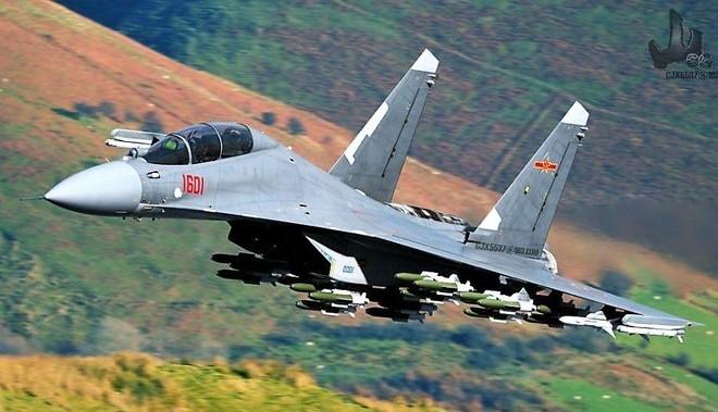 Số lượng kỉ lục máy bay Trung Quốc tiếp cận Đài Loan ảnh 1