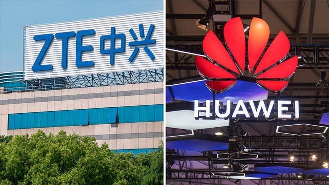 Các công ty viễn thông Mỹ bị cấm mua thiết bị từ Huawei, ZTE ảnh 1
