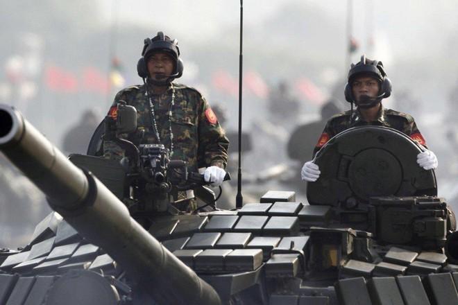 Liên Hợp Quốc kêu gọi ngừng cung cấp vũ khí cho quân đội Myanmar ảnh 1