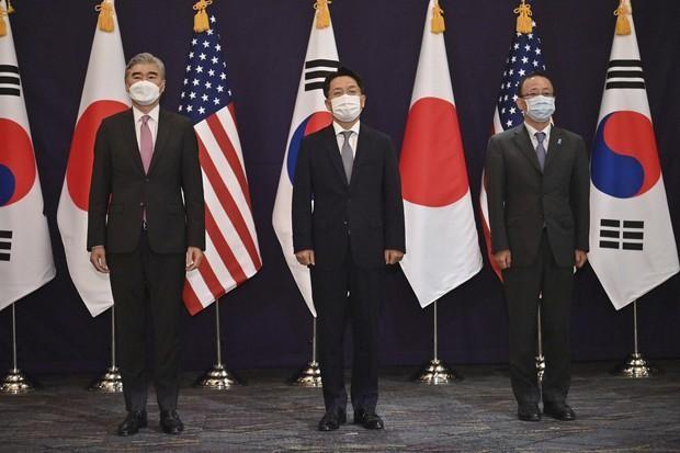 Mỹ tuyên bố sẵn sàng đàm phán mọi lúc, mọi nơi với Triều Tiên ảnh 1