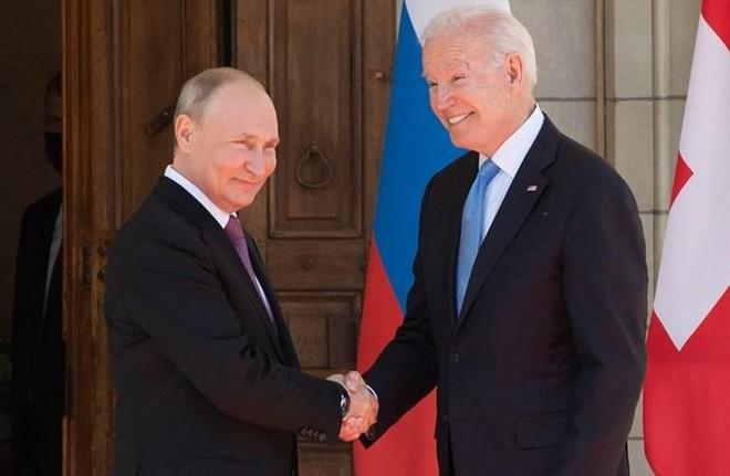 Vừa kết thúc hội nghị thượng đỉnh, Mỹ đã lên kế hoạch tăng trừng phạt Nga ảnh 1