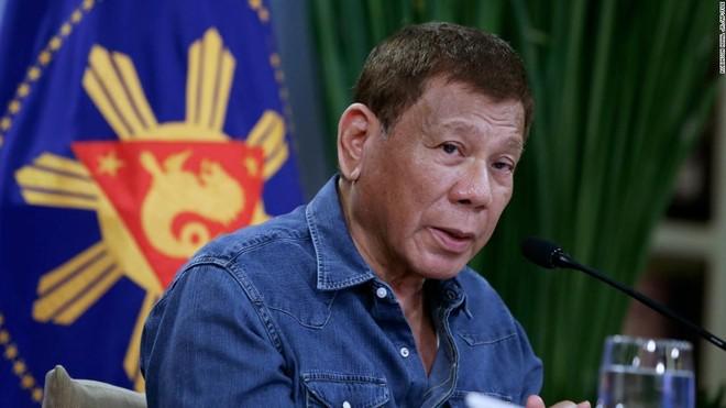 Philippines dọa bắt giam những người không tiêm vaccine ngừa Covid-19 ảnh 1