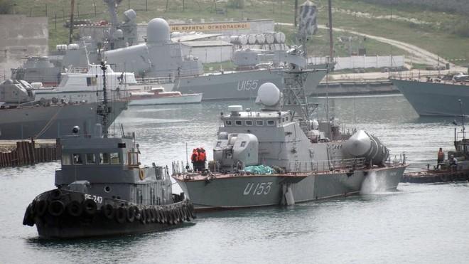Anh kí thỏa thuận hỗ trợ Ukraine đóng tàu, xây căn cứ hải quân ảnh 1