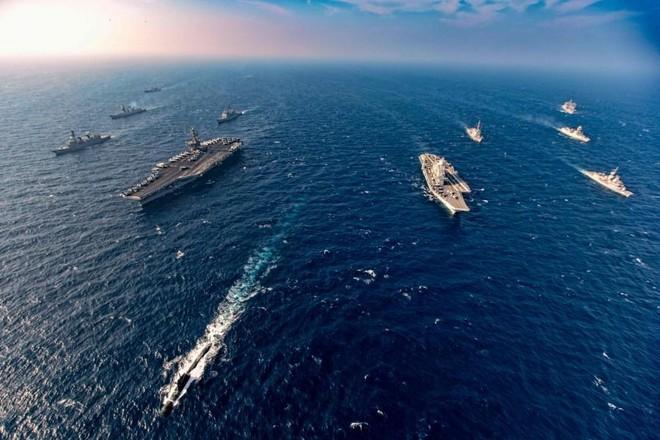 Tình báo Nga cáo buộc Mỹ xây dựng lực lượng 400.000 quân tại châu Á - Thái Bình Dương ảnh 1