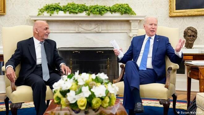 Tổng thống Joe Biden: Afghanistan nên tự quyết định số phận của mình ảnh 1