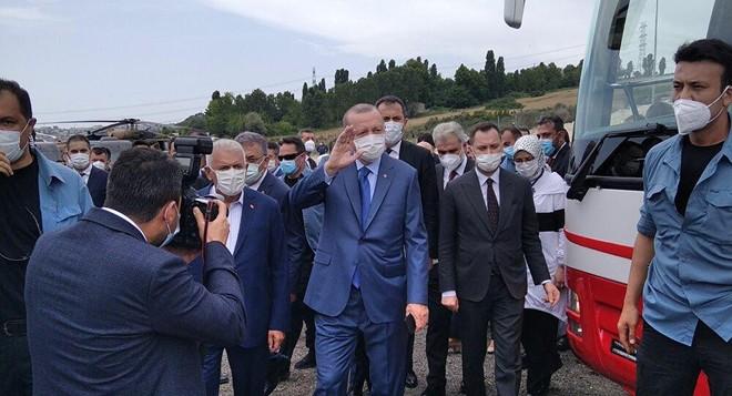 Thổ Nhĩ Kỳ khởi công xây dựng kênh đào Istanbul trị giá 15 tỉ USD ảnh 1