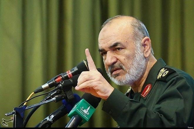 Iran tuyên bố sở hữu UAV tầm bay 7000km ảnh 1