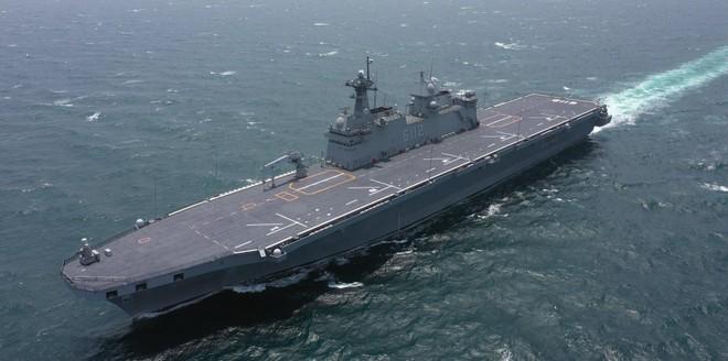 Hàn Quốc chuẩn bị biên chế tàu đổ bộ tấn công nội địa mới ảnh 1