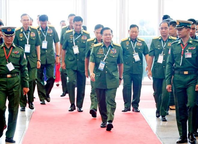 Mỹ tăng cường trừng phạt lên chính quyền quân sự Myanmar ảnh 1