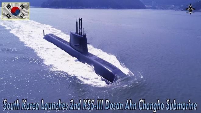 [ẢNH] Hàn Quốc vừa phóng thử thành công tên lửa đạn đạo từ tàu ngầm? ảnh 3