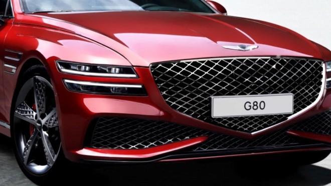[ẢNH] Genesis G80 Sport 2022: Thể thao nhưng vẫn vô cùng sang trọng ảnh 8