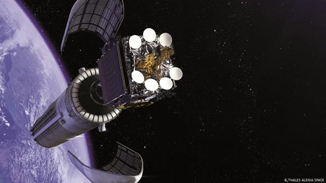 Đức thành lập Bộ Chỉ huy không gian vũ trụ ảnh 1