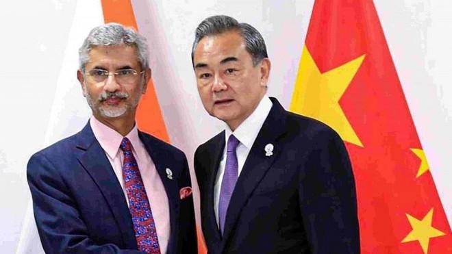 Trung Quốc - Ấn Độ cam kết nỗ lực vì hòa bình biên giới ảnh 1