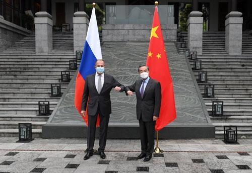 Nga - Trung Quốc khẳng định mối quan hệ thân thiết trước sức ép từ phương Tây ảnh 1