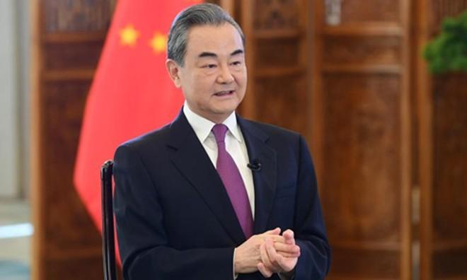 Ngoại trưởng Trung Quốc công du Syria ảnh 1