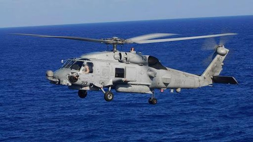 Mỹ bàn giao 2 chiếc MH-60R đầu tiên cho hải quân Ấn Độ ảnh 1