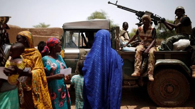 3 người Trung Quốc và 2 người Mauritania bị bắt cóc ở Mali ảnh 1