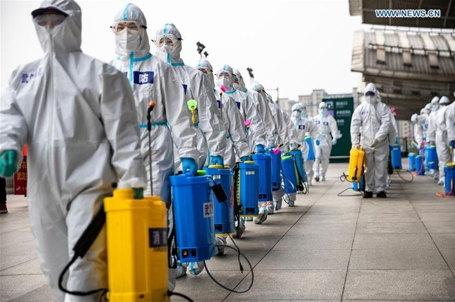 Trung Quốc ghi nhận số ca nhiễm Covid-19 tăng trở lại ảnh 1