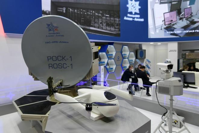 Nga giới thiệu thiết bị có khả năng tự động săn UAV ảnh 1