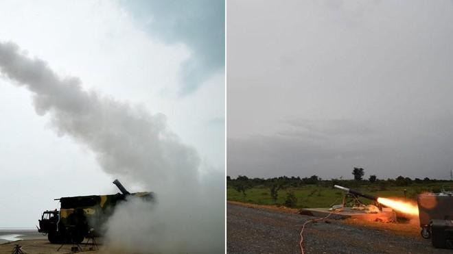 Ấn Độ thử nghiệm thành công nhiều tên lửa phát triển nội địa ảnh 1