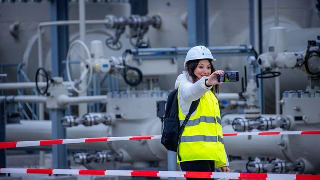 Mỹ - Đức đạt được thỏa thuận về đường ống khí đốt Nord Stream 2 ảnh 1