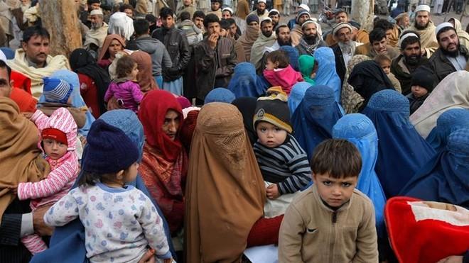 Mỹ giải ngân khẩn cấp 100 triệu USD để hỗ trợ người tị nạn Afghanistan ảnh 1