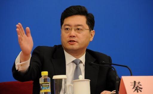 Tân đại sứ Trung Quốc lên máy bay tới Mỹ ảnh 1