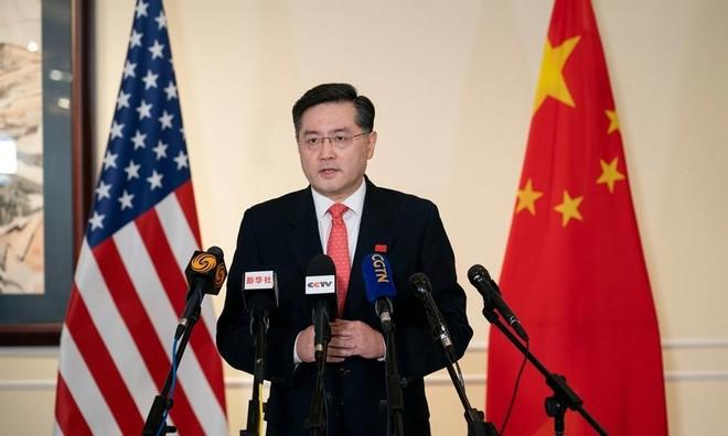 Tân đại sứ Trung Quốc tại Mỹ lạc quan về quan hệ song phương ảnh 1