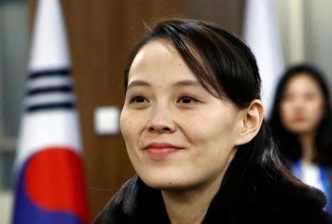 Em gái Chủ tịch Kim Jong-un cảnh báo cuộc tập trận chung Mỹ - Hàn Quốc ảnh 1