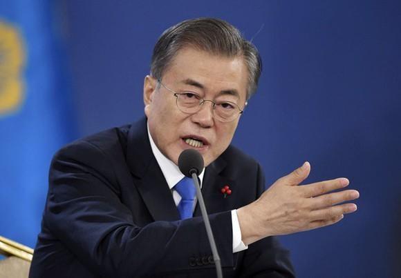 Hàn Quốc muốn trở thành 1 trong 5 nhà sản xuất vaccine ngừa Covid-19 lớn nhất thế giới ảnh 1