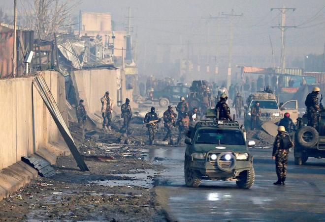 Tình báo Mỹ: Taliban có thể chiếm Kabul trong vòng 90 ngày ảnh 1