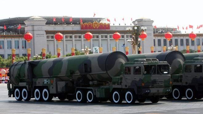 Bắc Kinh chỉ trích NATO vì thổi phồng mối đe dọa hạt nhân từ Trung Quốc ảnh 1
